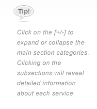 Navigation Tips for NJR Accountancy Services Ltd Services Page